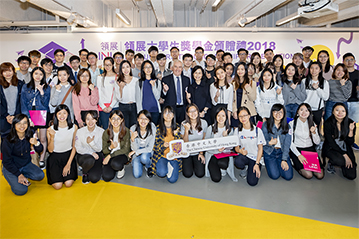 97 CUHK Students Awarded Link Scholarship